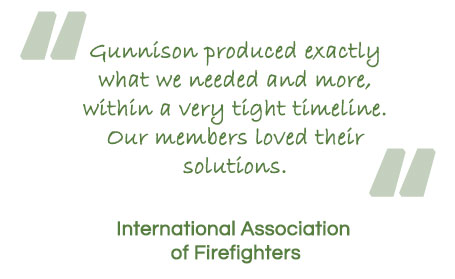 Gunnison International Association of Firefighters Testimonial
